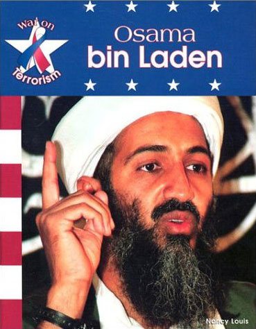 Book Cover: Osama Bin Laden: War on Terror