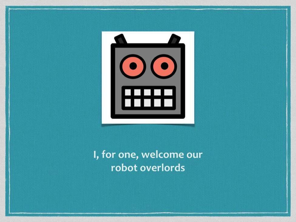 Robot Overloards