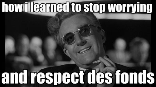 stop worrying and respect des fonds